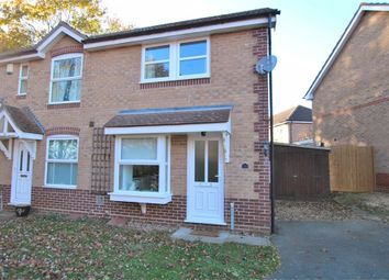 Thumbnail 2 bed semi-detached house for sale in Langsett Close, Beau Manor, Northampton