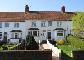 Thumbnail 3 bed terraced house for sale in Harepark Terrace, Hopcott Road, Minehead