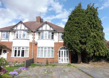 Thumbnail 3 bed semi-detached house to rent in Scraptoft Lane, Leicester
