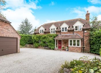 Thumbnail 4 bed detached house for sale in Sherborne St. John, Basingstoke, Hampshire