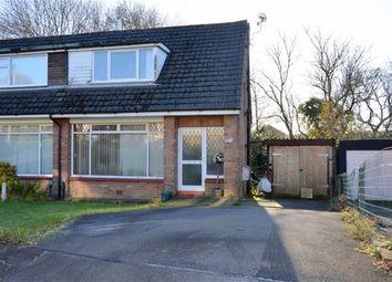 Thumbnail 2 bed semi-detached house for sale in Kennington Close, Killay, Swansea