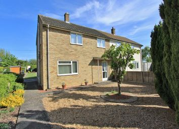Thumbnail 3 bedroom semi-detached house for sale in Woody Green, Girton, Cambridge