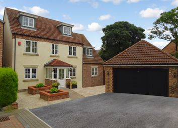 Thumbnail 6 bed detached house for sale in Foxmill View, Millhouse Green, Sheffield