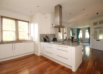Thumbnail 3 bed flat to rent in Grantully Road, Maida Vale