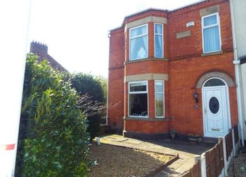 Thumbnail 4 bedroom end terrace house for sale in Station Road, Pendlebury, Swinton, Manchester
