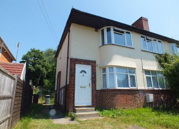 Thumbnail 2 bedroom maisonette to rent in Barnsdale Road, Reading