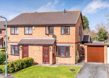 Thumbnail 3 bed semi-detached house for sale in Freshfields, Shrewsbury