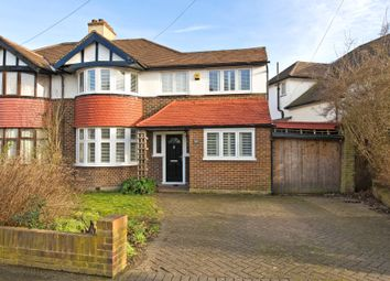 Thumbnail 4 bed semi-detached house for sale in Chiltern Drive, Berrylands, Surbiton