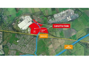 Thumbnail Land for sale in Land At Ash Road, Elton, Chester, Cheshire, UK