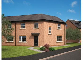 Thumbnail 3 bed semi-detached house for sale in Mossgate, Heysham