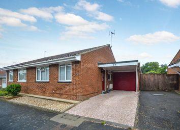 Thumbnail 2 bedroom bungalow for sale in Hilliard Drive, Bradwell, Milton Keynes, Buckinghamshire