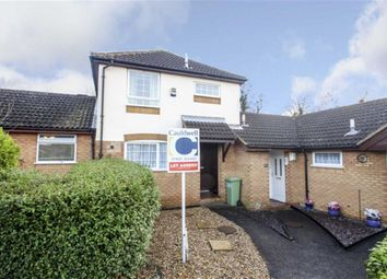 Thumbnail 2 bed link-detached house to rent in Arlott Crescent, Oldbrook, Milton Keynes