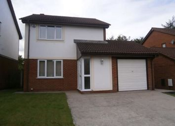Thumbnail 3 bedroom detached house to rent in Blackthorn Croft, Clayton-Le-Woods, Chorley