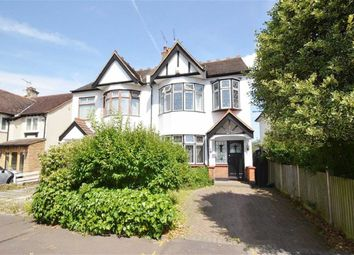 Thumbnail 4 bed semi-detached house to rent in Theobalds Road, Leigh-On-Sea, Essex