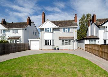 Thumbnail 3 bed detached house for sale in Northwick Close, Worcester