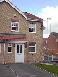 Thumbnail 3 bed semi-detached house to rent in Sapphire Street, Mansfield, Nottinghamshire