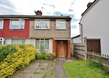 Thumbnail 3 bed end terrace house for sale in Sunray Avenue, Surbiton, Surrey