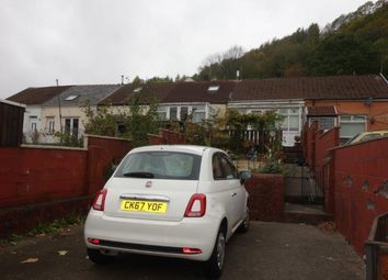 Thumbnail 1 bed bungalow for sale in Station Terrace, Llwynypia