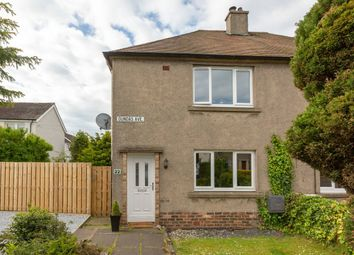 Thumbnail 2 bed semi-detached house for sale in 22 Dundas Avenue, South Queensferry