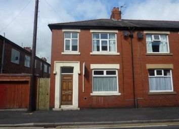Thumbnail 3 bedroom terraced house to rent in Linton Street, Preston
