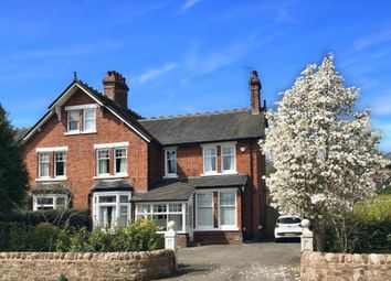 Thumbnail 4 bed semi-detached house for sale in Leek Road, Stockton Brook, Stoke-On-Trent