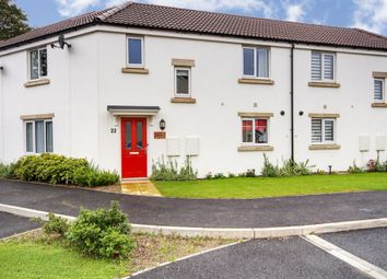 Thumbnail 4 bed terraced house for sale in Sea King Close, Bickington, Barnstaple