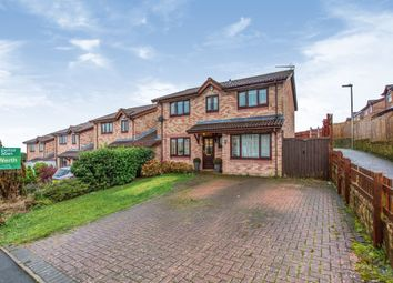 Thumbnail 5 bed detached house for sale in Cook Road, Barry