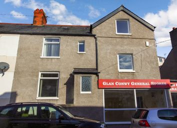3 bed terraced house for sale in Church Street, Glan Conwy, Colwyn Bay LL28