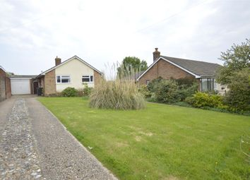Thumbnail 2 bedroom detached bungalow for sale in Grange Avenue, Hastings, East Sussex