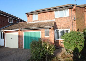 Thumbnail 3 bedroom detached house to rent in Crane Street, Brampton, Huntingdon