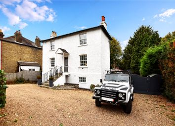 Thumbnail 4 bed detached house for sale in North Cray Road, Bexley, Kent