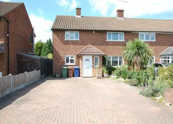 Thumbnail 3 bed semi-detached house to rent in Oakway, Grays