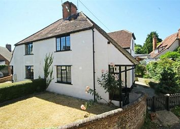Thumbnail 2 bed cottage for sale in Elephant Green, Newport, Saffron Walden, Essex