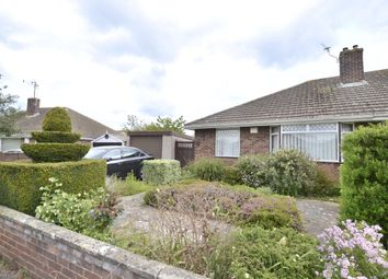 Thumbnail 2 bedroom semi-detached bungalow for sale in Lea Road, Brockworth, Gloucester