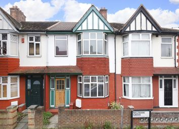 Thumbnail 3 bed terraced house to rent in Millmark Grove, London