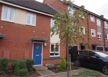 Thumbnail 3 bed terraced house for sale in Norton Farm Road, Henbury