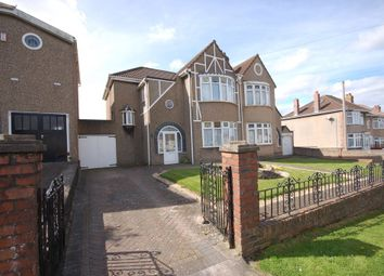 Thumbnail 4 bed semi-detached house for sale in Malvern Road, St. George, Bristol
