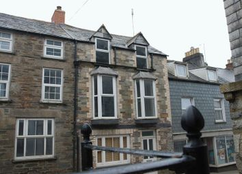 Thumbnail 2 bed flat to rent in Fore Street, Camelford