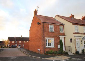 Thumbnail 3 bed semi-detached house for sale in Westfield Mews, Kirkbymoorside, York