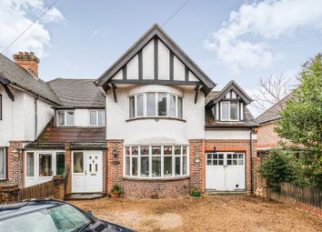 Thumbnail 4 bed semi-detached house for sale in Frimley Road, Camberley