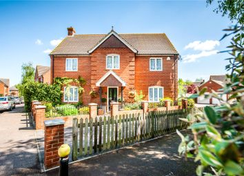 Thumbnail 4 bedroom detached house for sale in Maylam Gardens, Sittingbourne, Kent