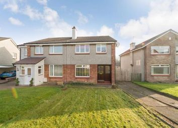 Thumbnail 3 bed semi-detached house for sale in Ben Lawers Drive, Paisley, Renfrewshire