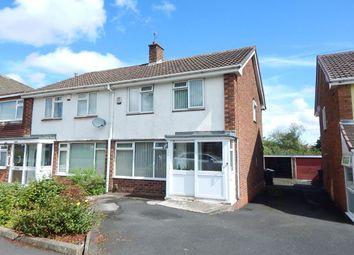 Thumbnail 2 bed semi-detached house for sale in Longbridge Lane, Longbridge, Birmingham