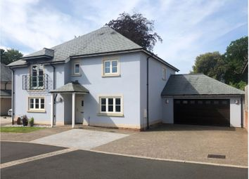 Thumbnail 5 bed detached house for sale in South Drive, Sandhill Park, Taunton