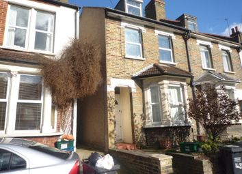 Thumbnail 1 bed flat to rent in Edridge Road, Croydon