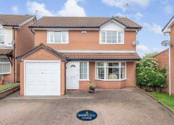 4 bed detached house for sale in Polperro Drive, Allesley Green, Coventry CV5