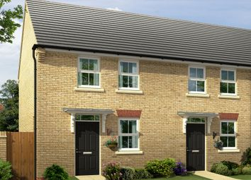 "Thumbnail 2 bed end terrace house for sale in ""Winton"" at Black Firs Lane, Somerford, Congleton"