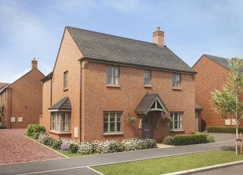 Thumbnail 4 bed detached house for sale in The Humberstone, Kingsbury Park, Coventary Road, Lutterworth