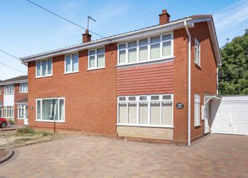 Thumbnail 3 bed semi-detached house for sale in Wayside Gardens, Willenhall