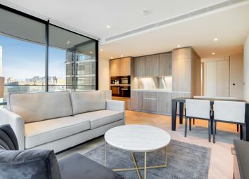 Thumbnail 3 bed flat for sale in Principal Tower, 2 Principal Place, London